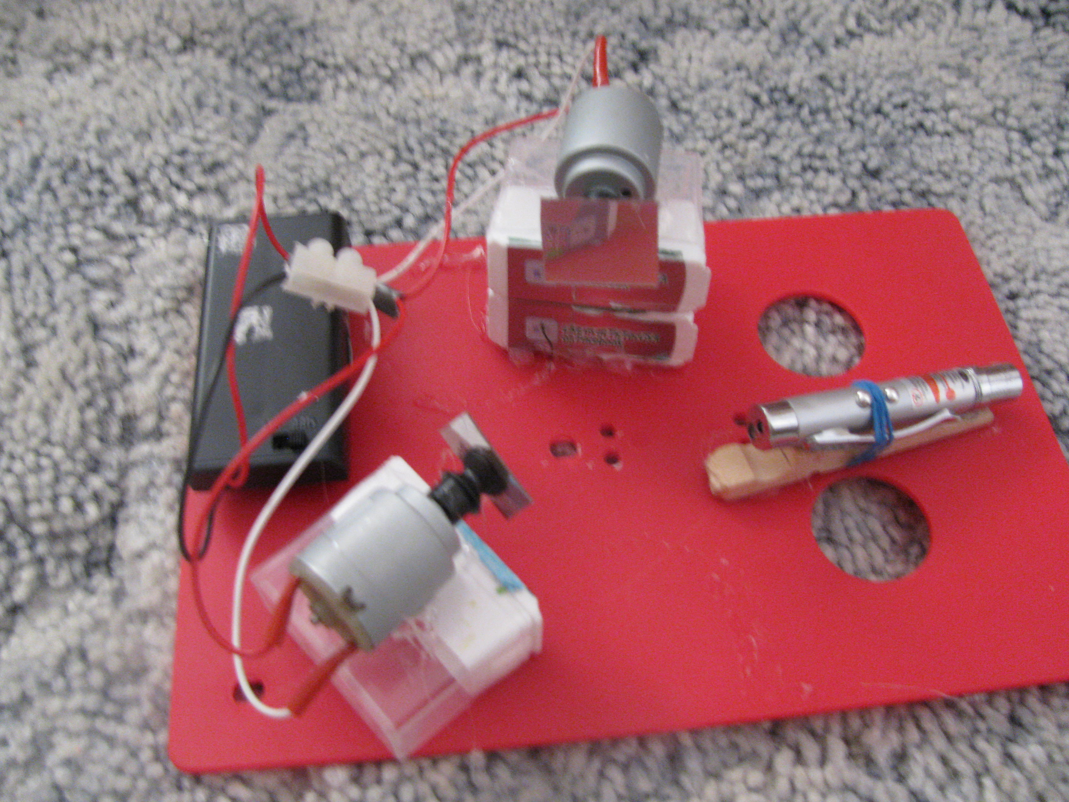 Picture of 2# Laser Projector