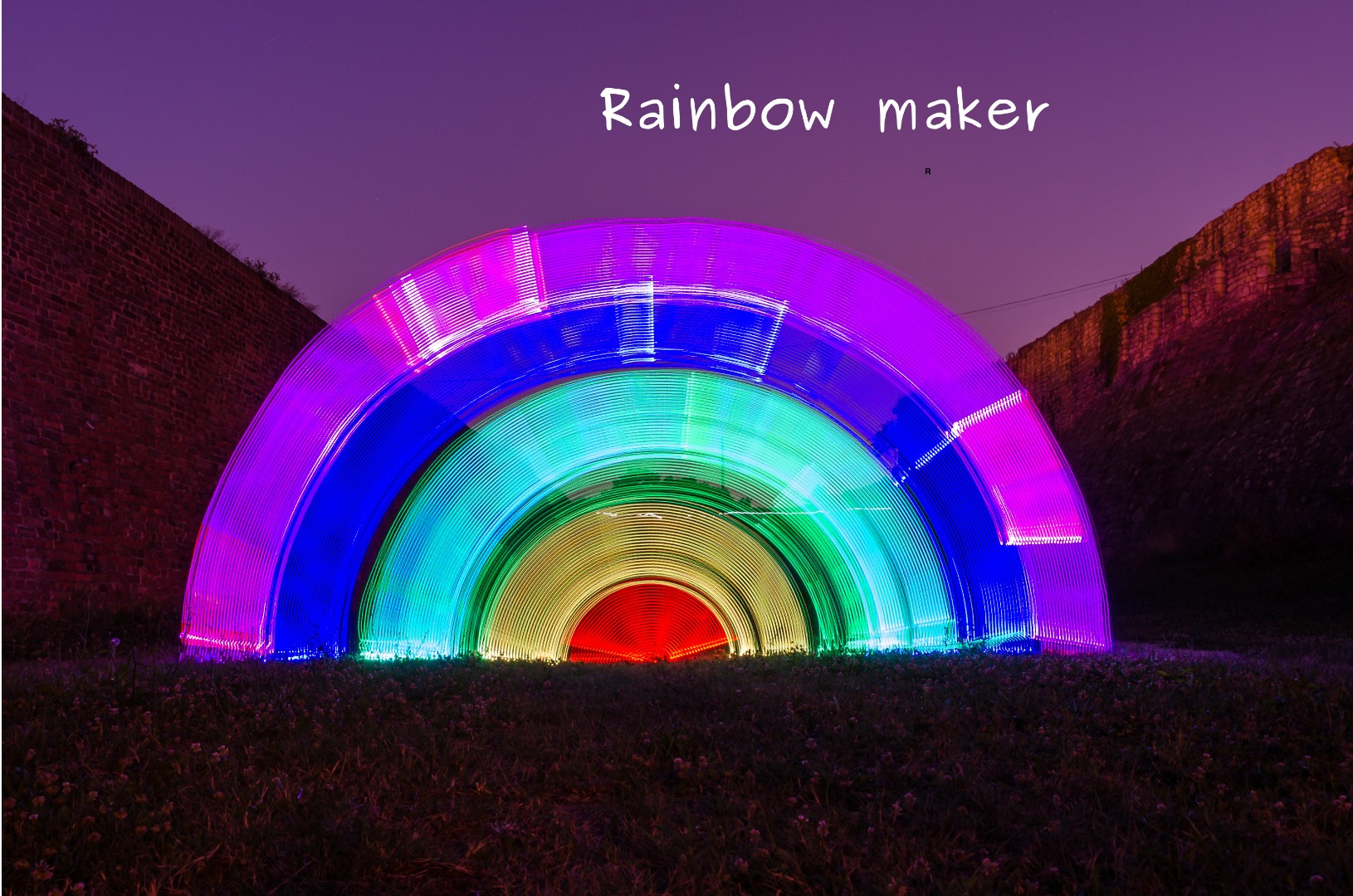 Picture of Rainbow Maker