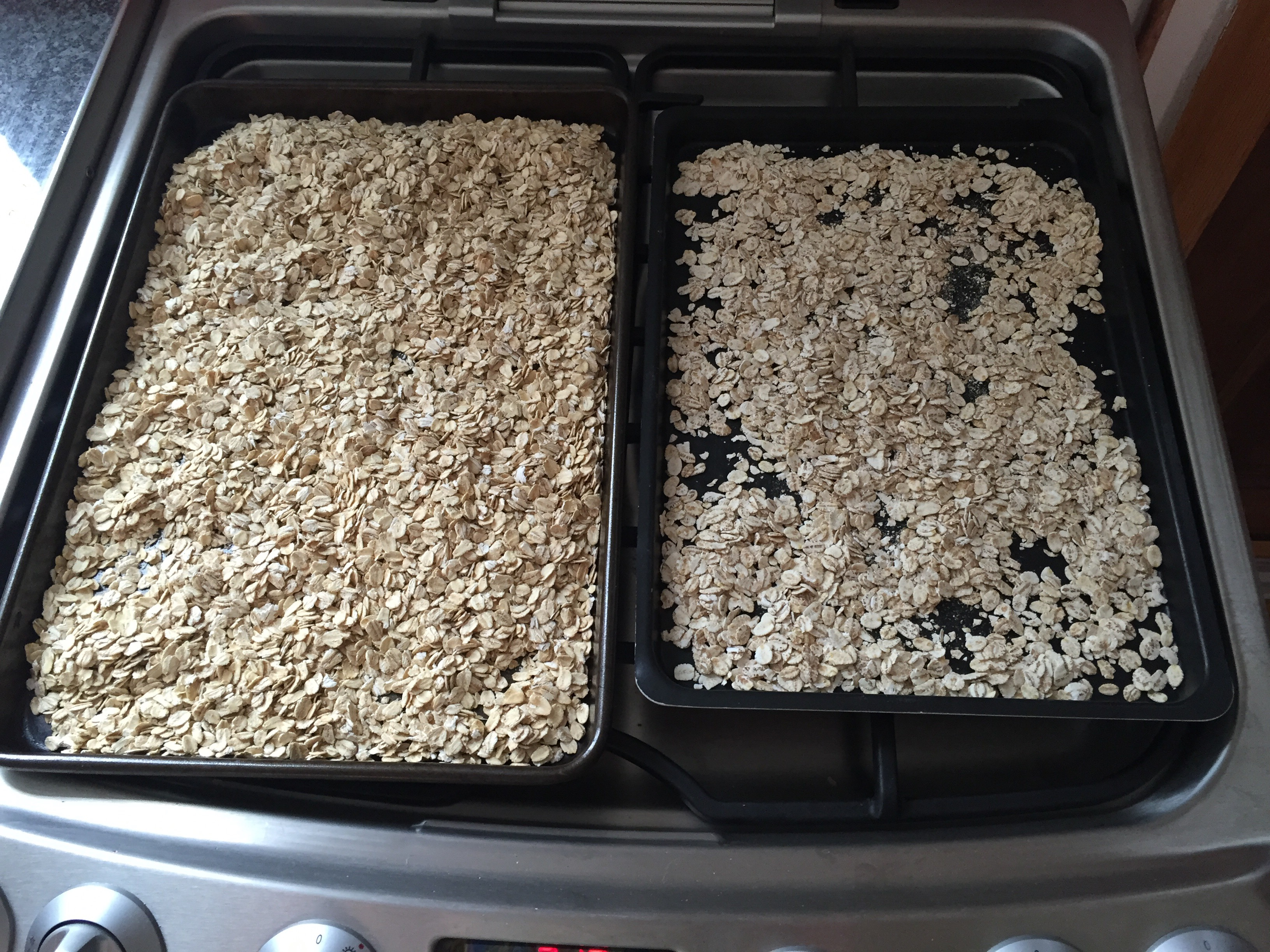 Picture of Toasting the Muesli