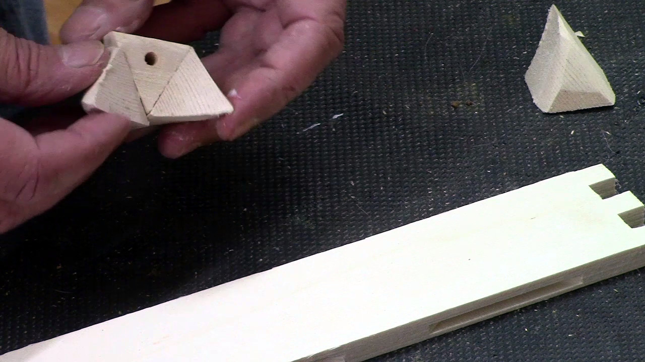 Picture of Gluing the Blossom Together