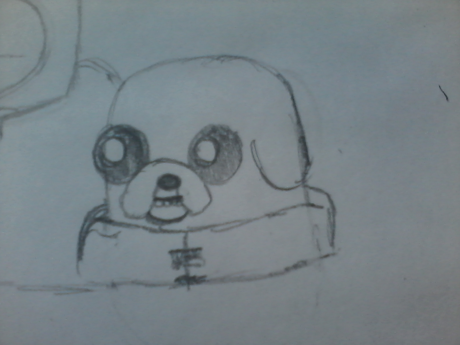 Picture of Jake the Dog! <3<3<3<3