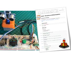 Micropython on ESP Using Jupyter