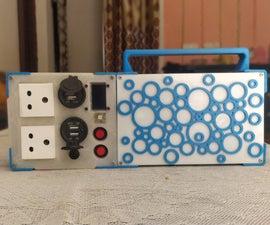 DIY Power Bank Using Laptop 18650