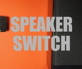 Speaker Switch