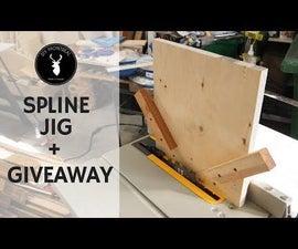 Make a Simple Spline Jig