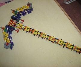 Big Powerful Knex Crossbow