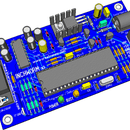 Building the Inchworm ICD2 PIC Programmer / Debugger