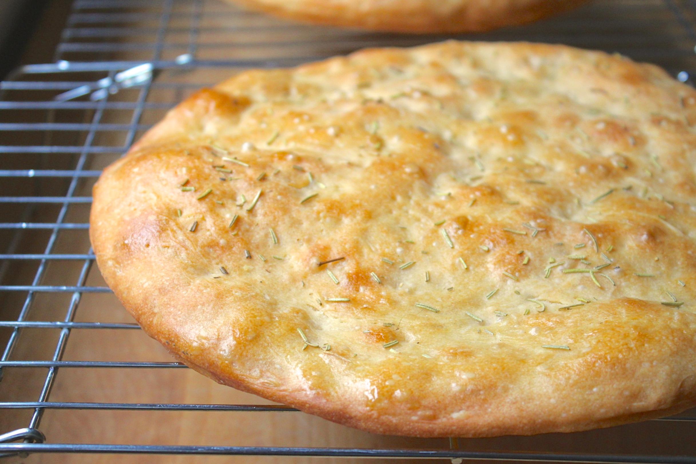 Picture of Focaccia Bread Recipe