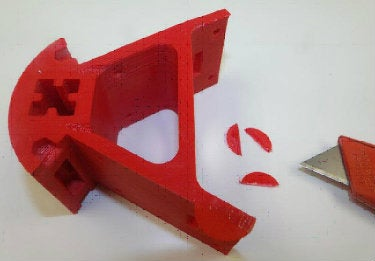 Chapter 1 - Printed Parts Preparation