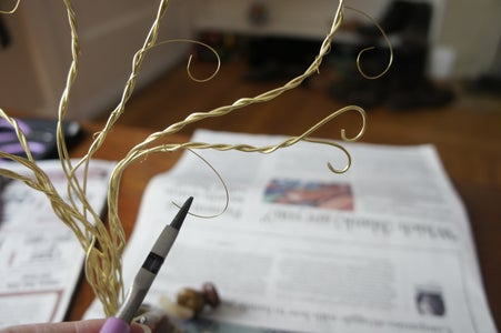 Create the Branches