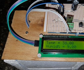 Programable Incubator for Hot-stratifying Seeds