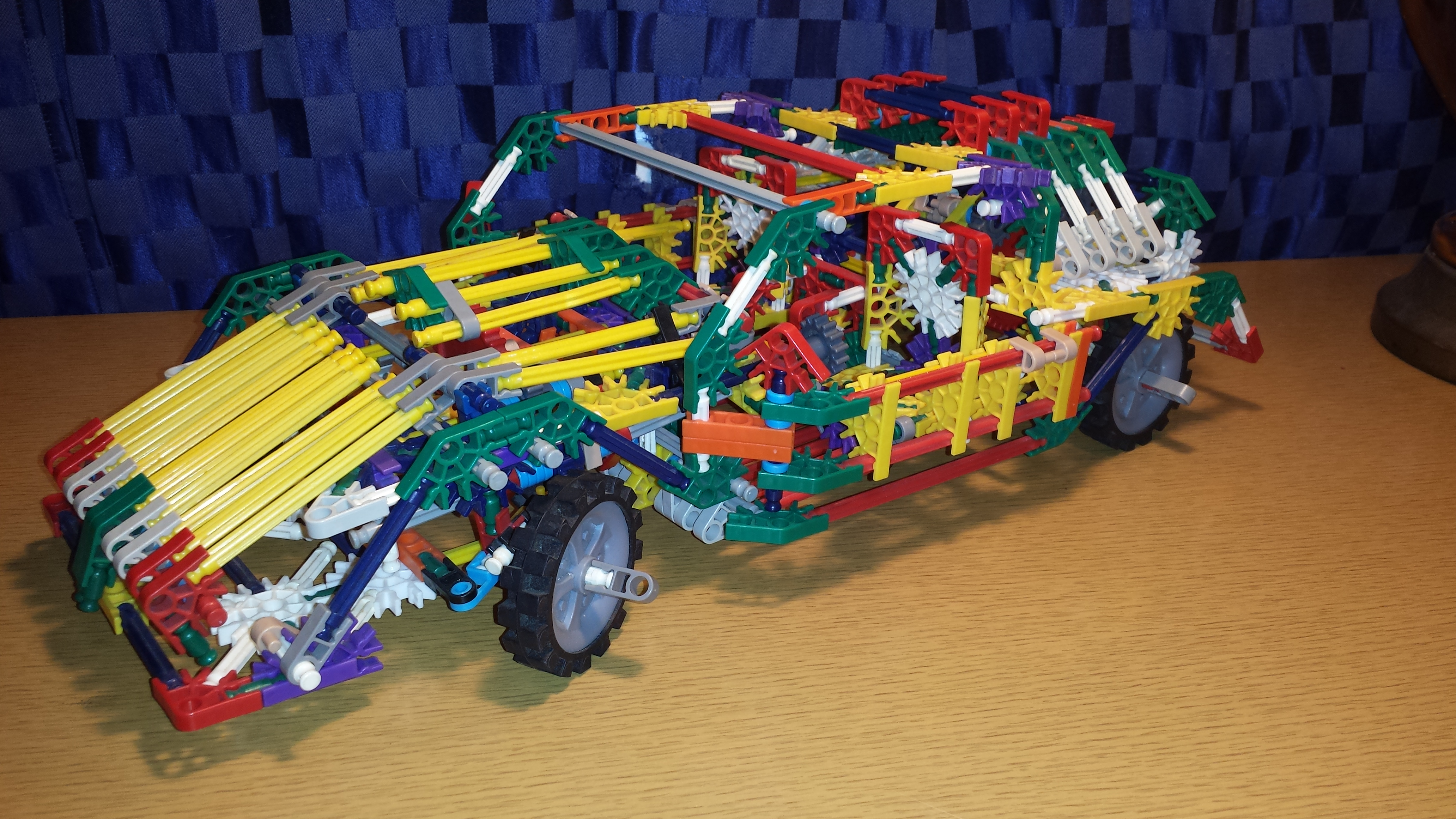 Picture of Knex Car - Spider