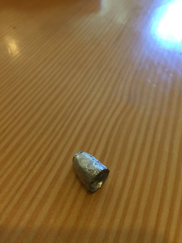 bullet Shell Trench Lighter
