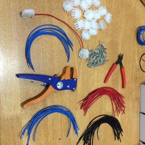 Prepare Wires for Crimping
