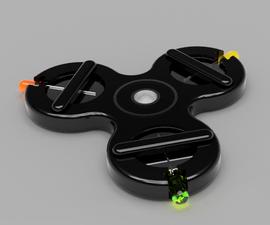 LED Fidget Spinner