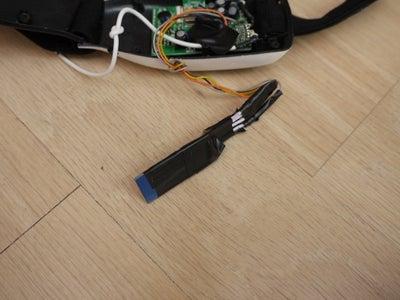 Optional: Stuffing Bluetooth Module Inside