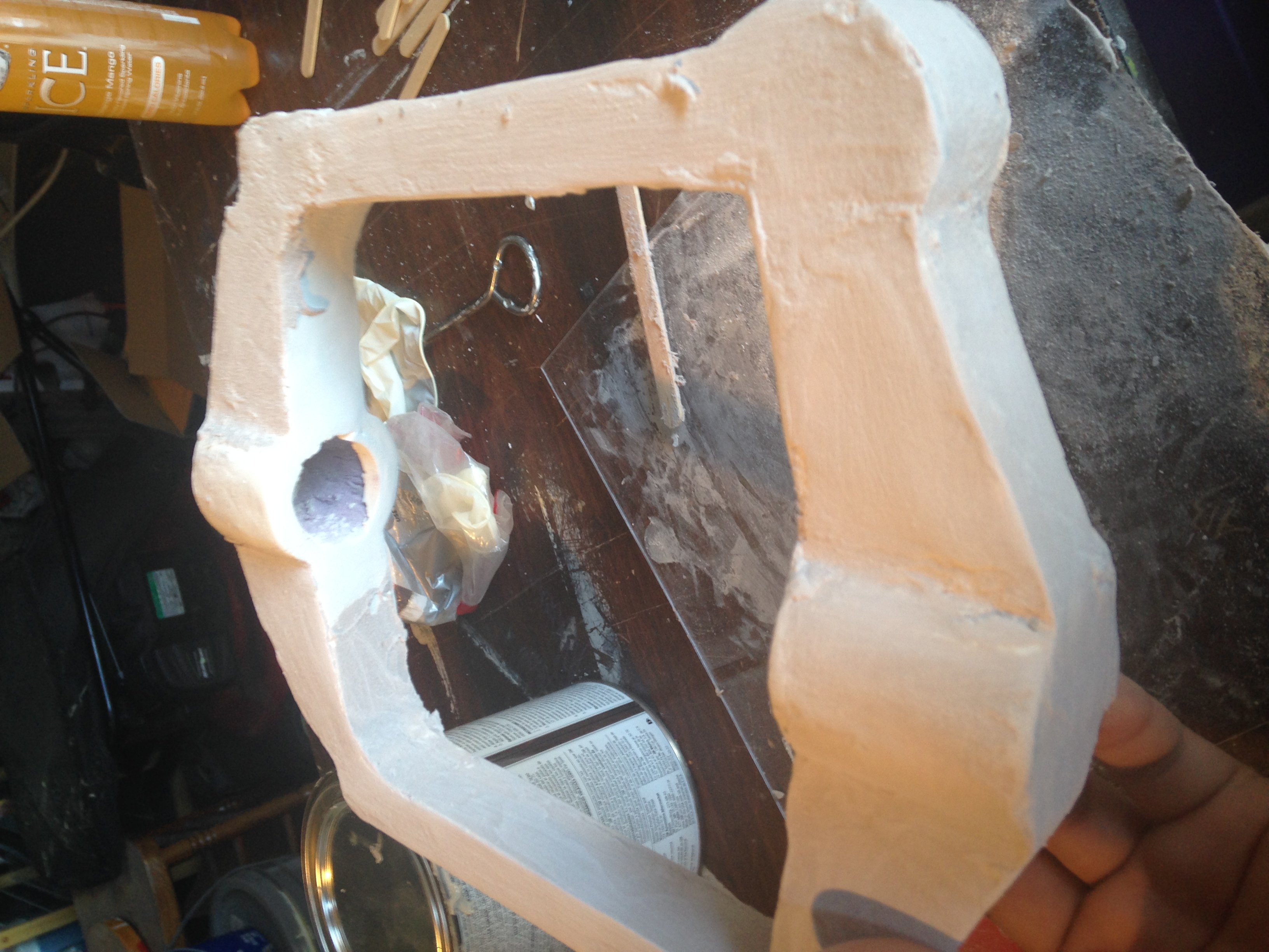 Picture of Bondo (Somewhat Optional)