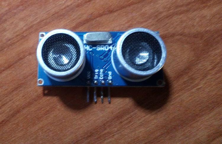 Picture of Sensor De Ultrasonidos HC-SR04