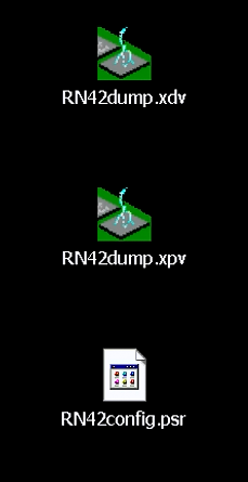 Picture of Dump the RN-42 Config