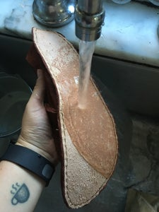 Turn the Shoe!