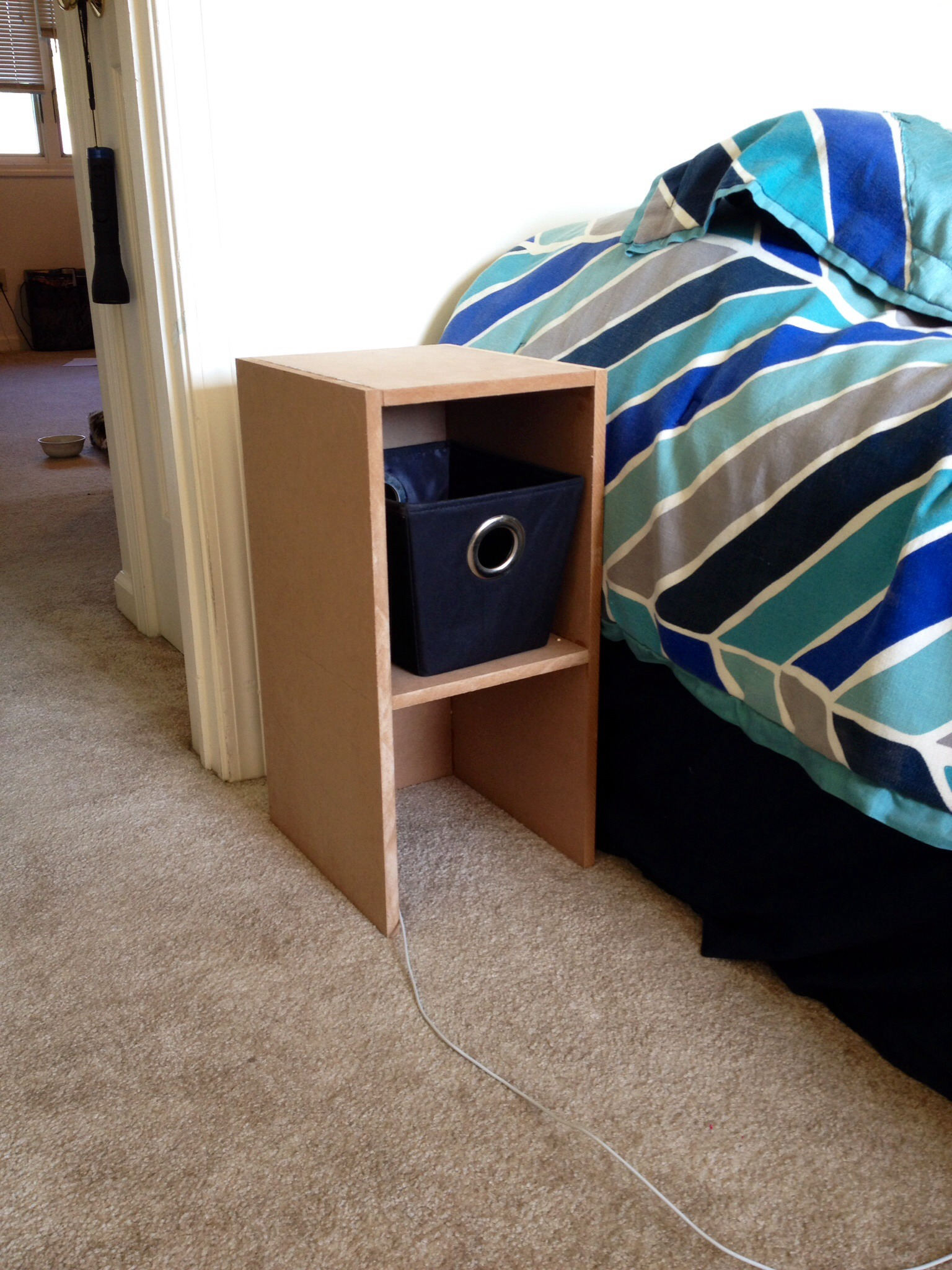 Picture of Simple Nightstand