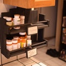 Daily Medicine Rack