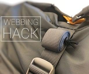 Backpack Webbing Hack