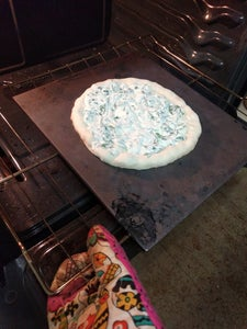Step 5: Baking the Pizza (6-7 Minutes)