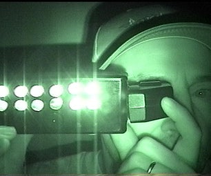 Super Nightvision Headset Hack!