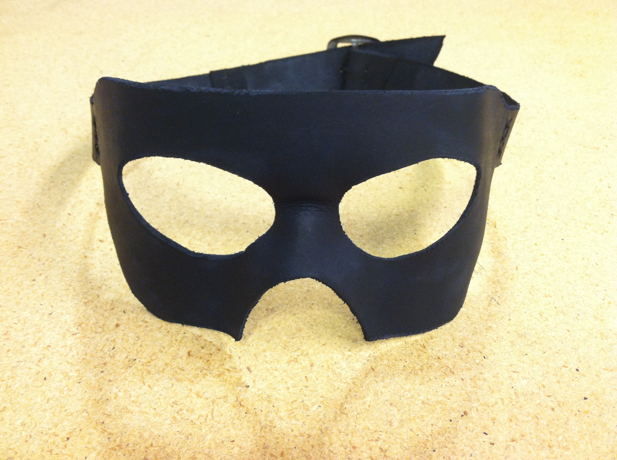 Picture of Leather Bandit or Hero Mask