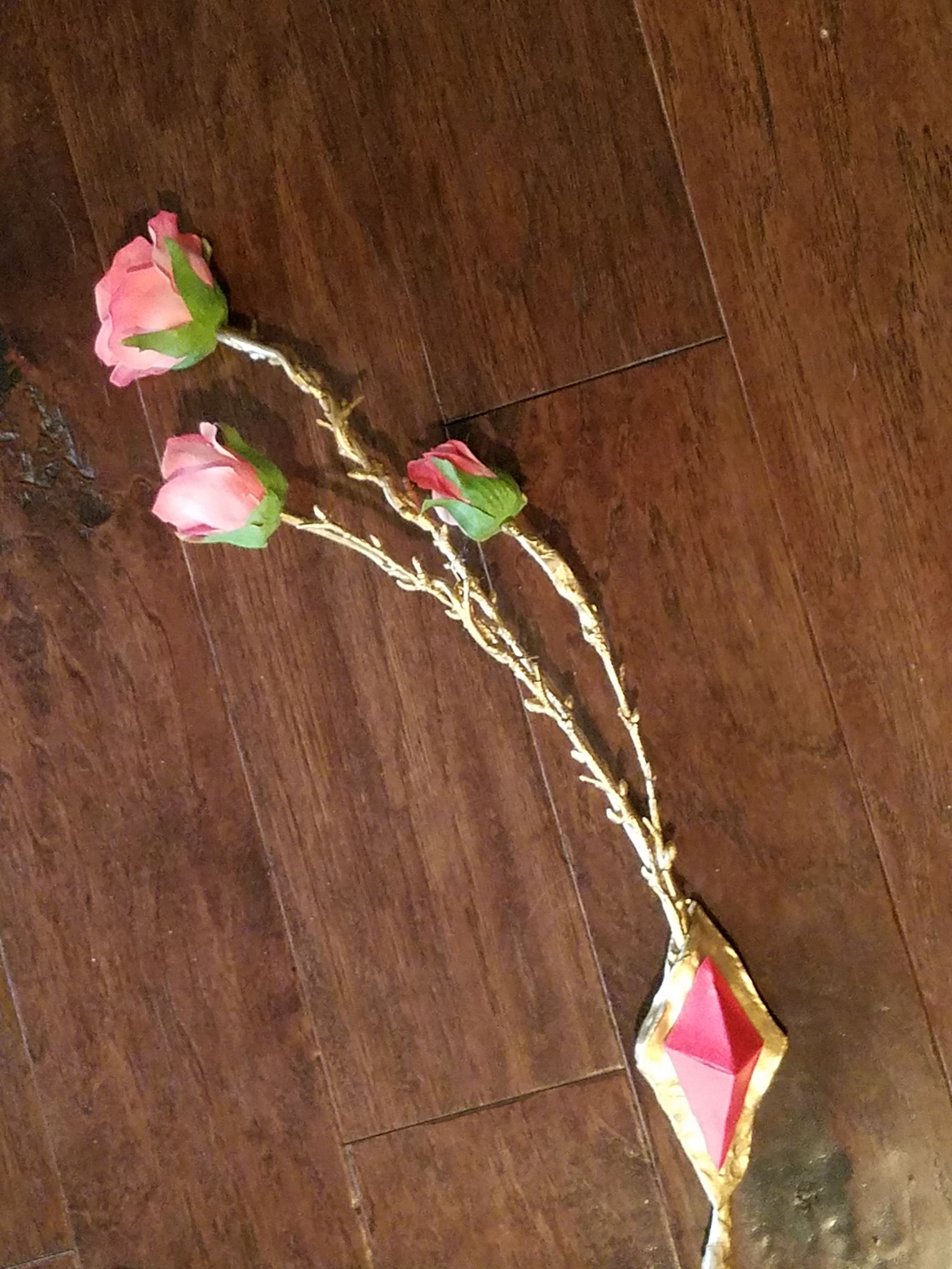 Picture of Madoka Kaname Magical Flower Bow and Arrow Set (cosplay Magical Girl)