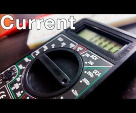 Measure Current With a Multimeter