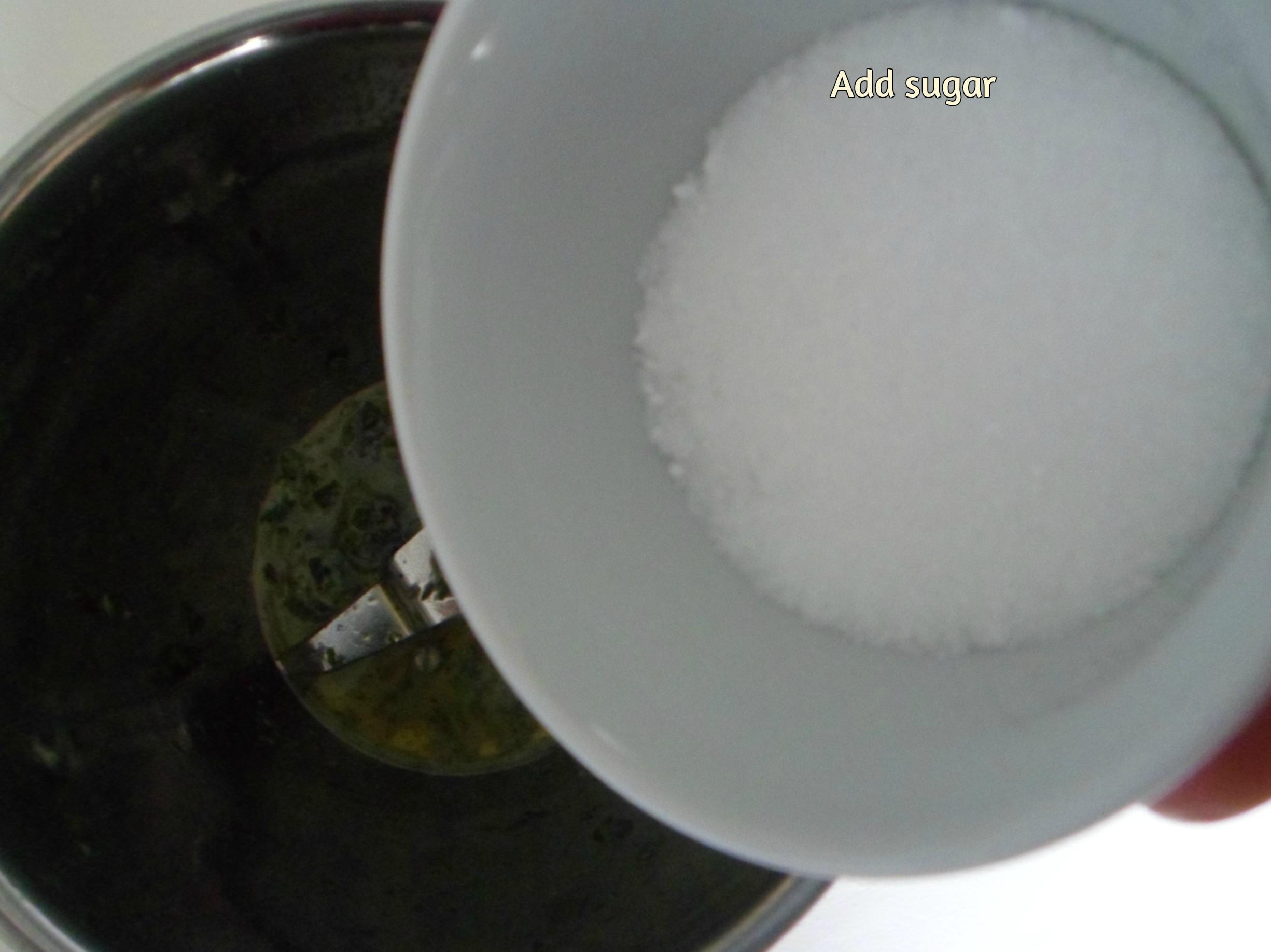 Picture of Add Sugar