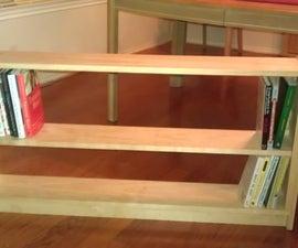 Contemporary Bookshelf