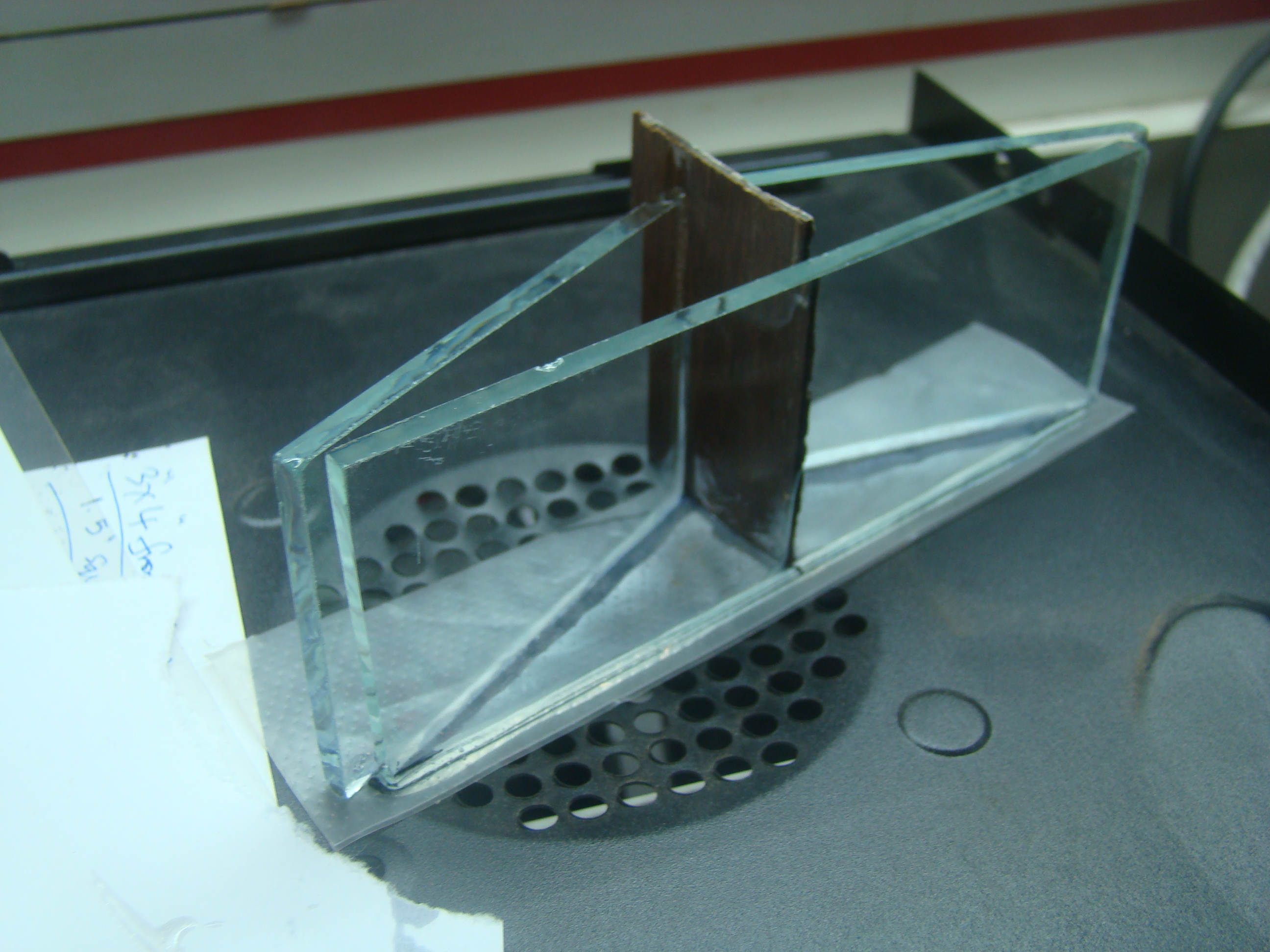Picture of The Center Divider Piece