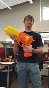 Six Shooter for a Sheriff
