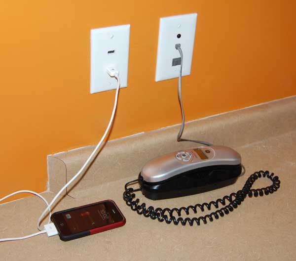 Picture of Connect the Power and Attach to the Wall