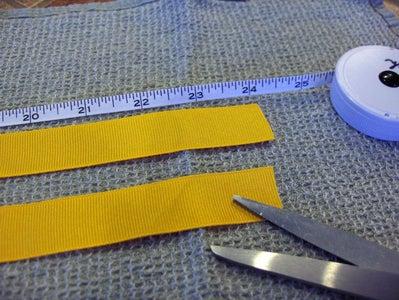 Step 2: Cutting & Preparing the Pieces...