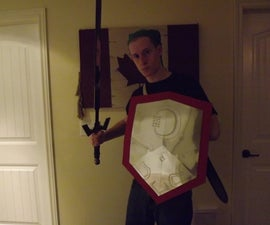 How to make: The Mirror Shield