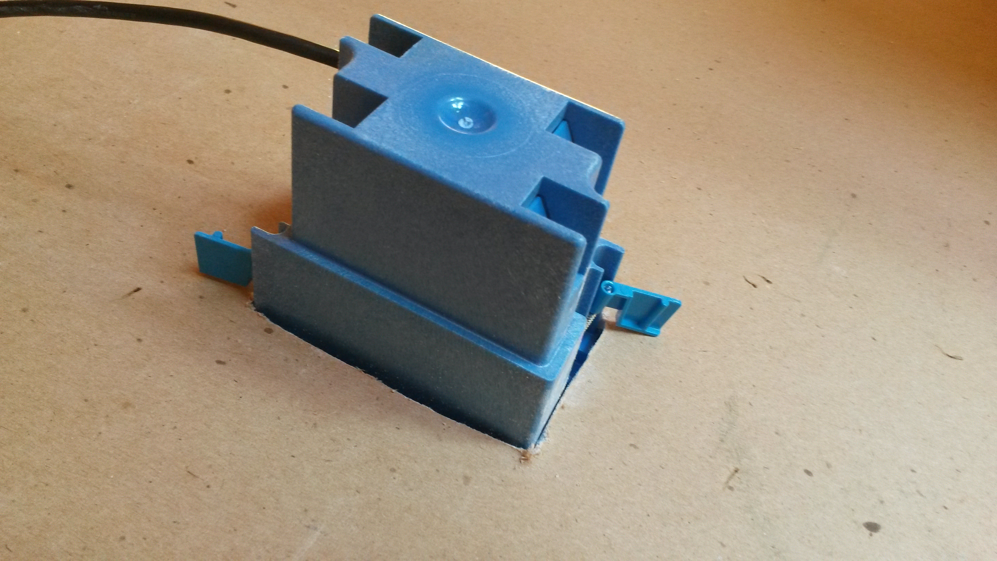 Picture of Solar Socket Installation