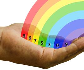 Rainbow Tally Counter