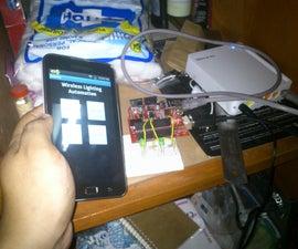 Arduino Based Automated Lighting Control