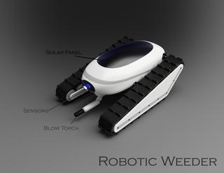 Robotic Weeder