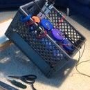 Paracord Bracelet Milk Crate Jig