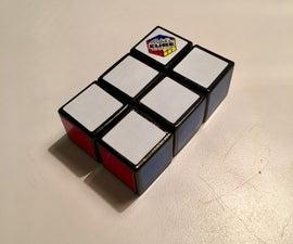 Making a Rubik's 1x2x3