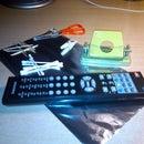 Reparación de un mando a distancia