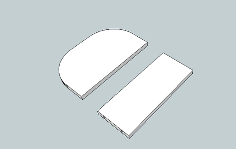 Drawing the Basic Shape in Your 3d Drawing App