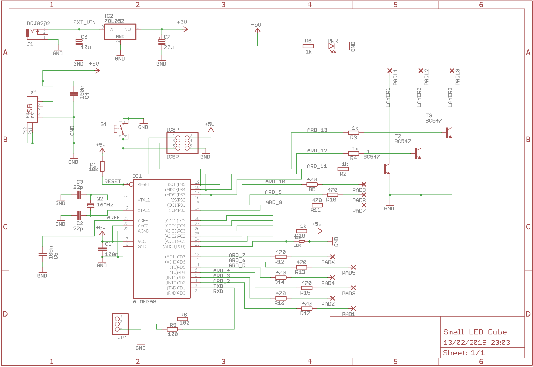Picture of Circuit Diagram and Explanation of Operation.