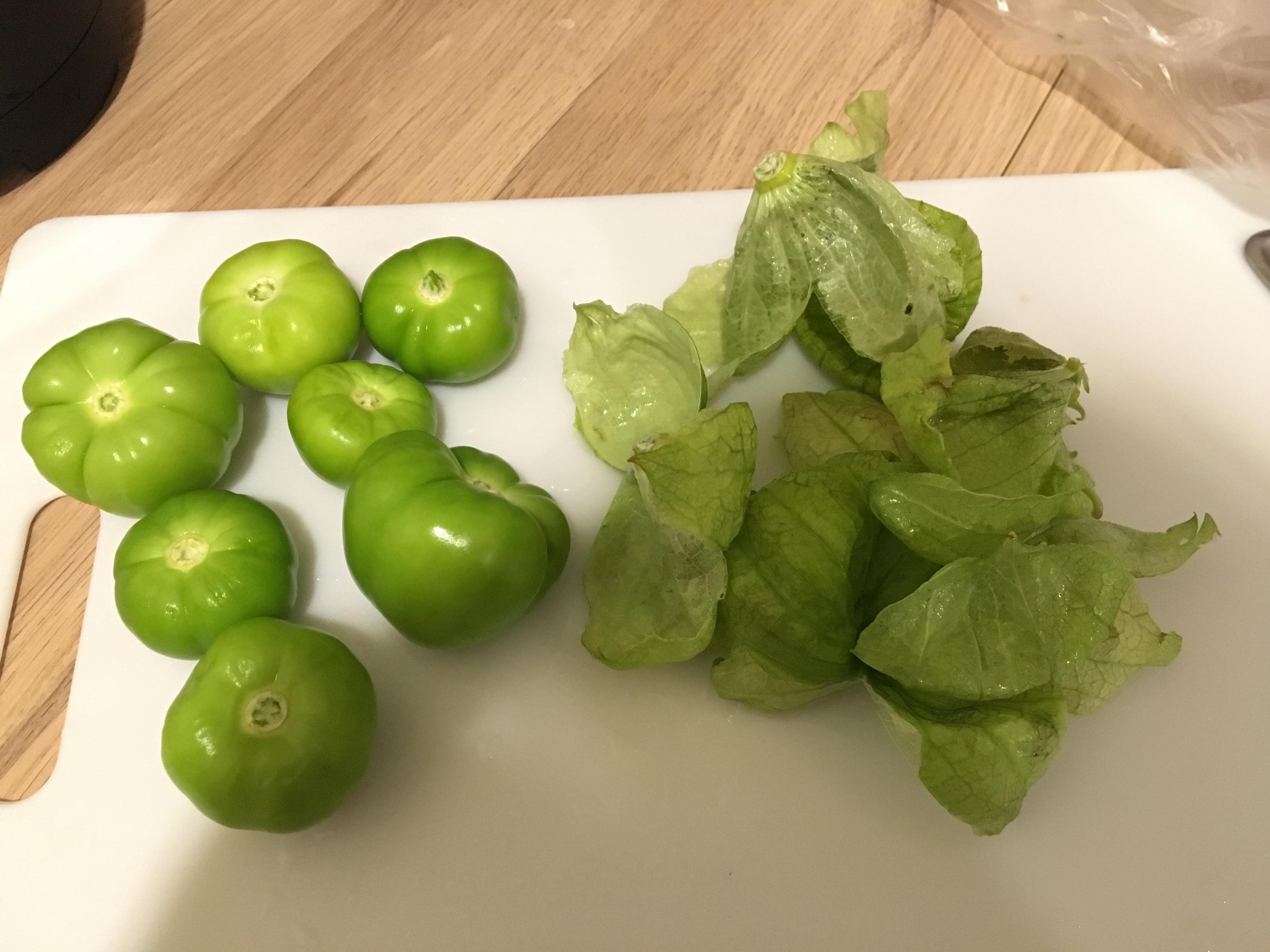 Picture of Tomatillo Salsa