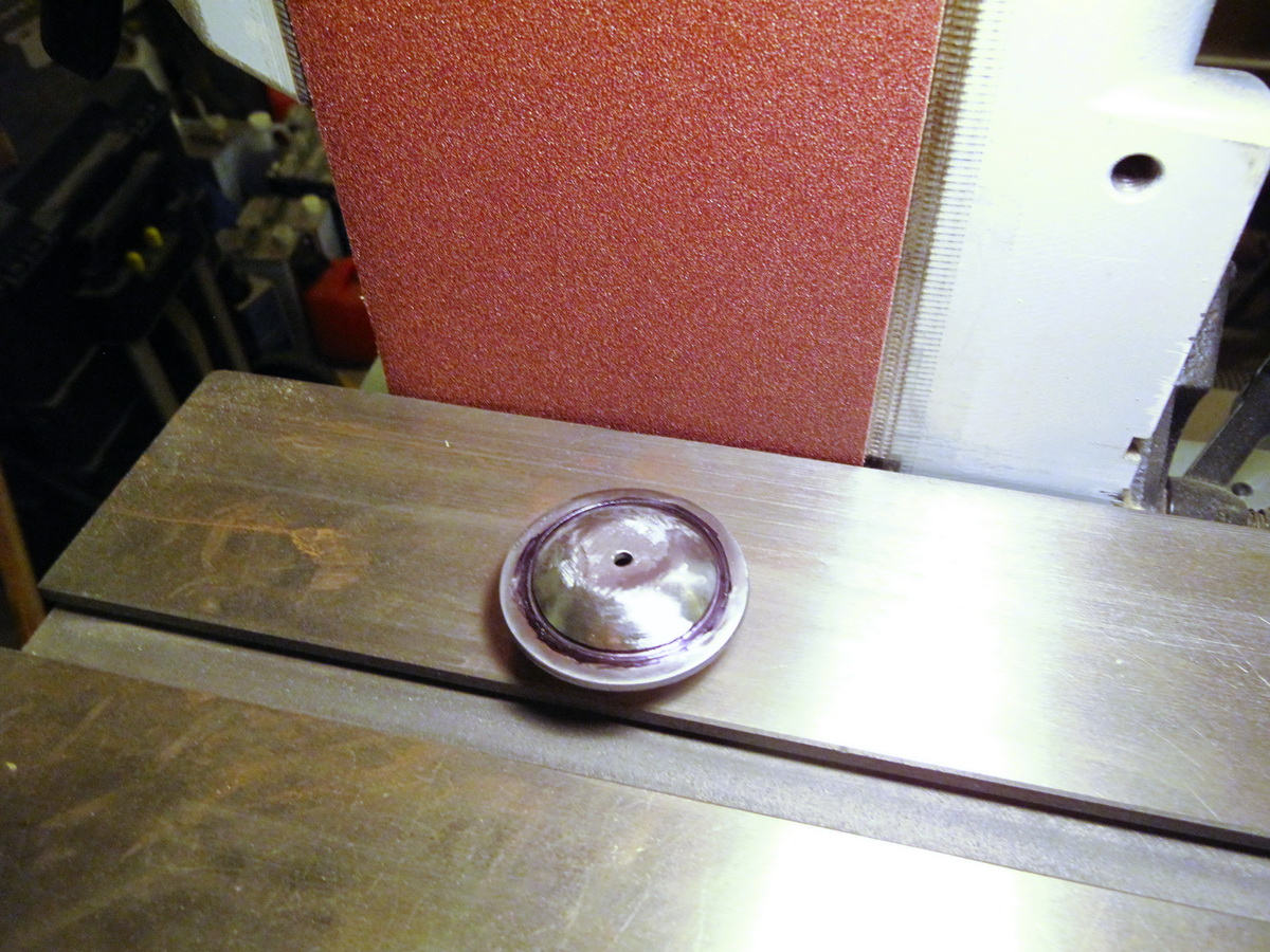 Picture of Make the Pommel and Guard